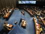 42 senadores falam a favor do impeachment, 18 contra e 3 não declararam (Dida Sampaio/Estadão Conteúdo)
