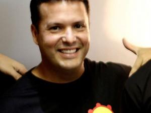 Corpo de Guilherme Brandão foi encontrado dentro do escritório de sua empresa. (Foto: Reprodução/Facebook)