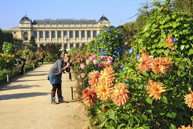 Jardin des Plantes in October (Foto: Rrrainbow/ Thinkstock)