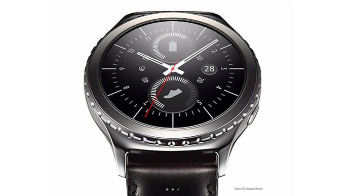 Confira os detalhes sobre o Gear S2 da Samsung (Foto: Divulgação/Samsung)