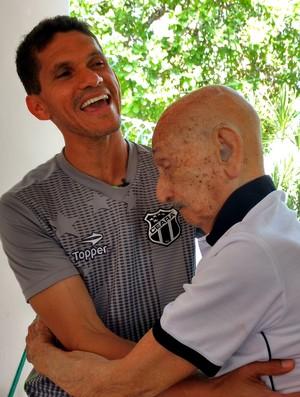 Magno Alves, aniversário, 100 anos (Foto: Juscelino Filho)