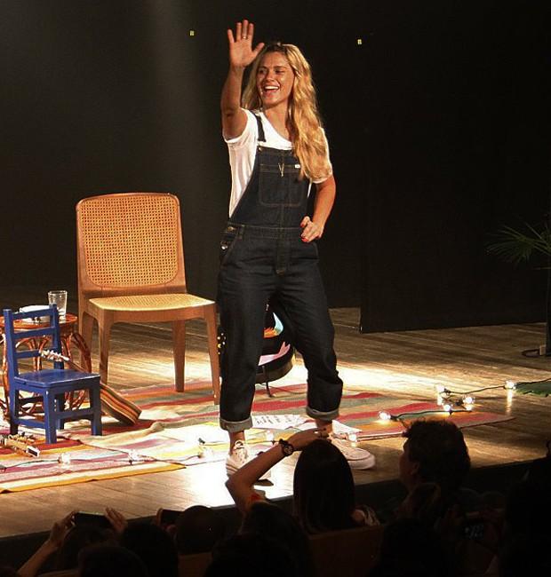 Carolina Dieckmann (Foto: Marcos Ferreira / Brazil News)