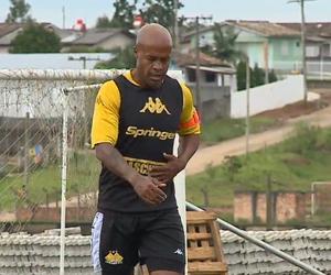 Marcos Assunção Criciúma (Foto: Reprodução/RBS TV)