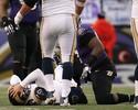 Política de prevenção da NFL é posta em xeque após concussão de atleta