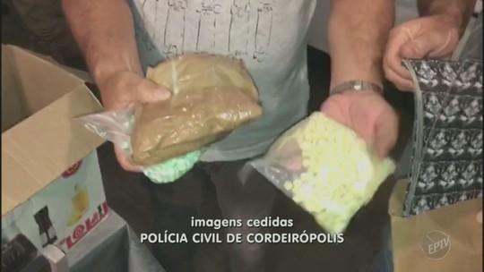 Polícia prende universitário suspeito de fornecer drogas até pelo correio