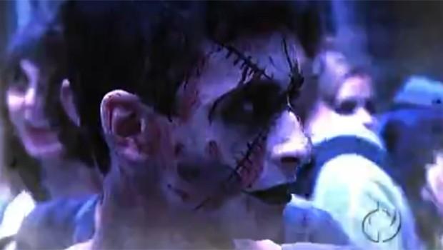 Zombie Walk é uma das opções de Carnaval em Curitiba (Foto: Reprodução)