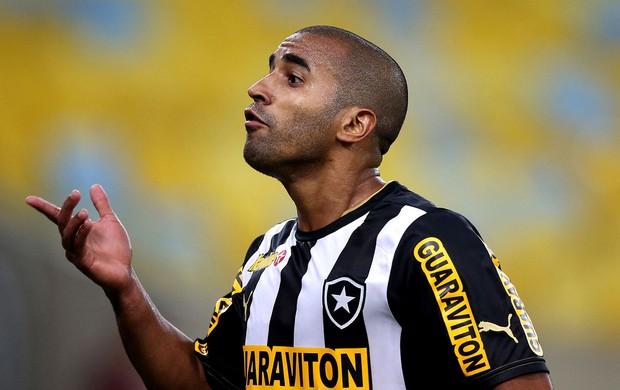 julio cesar botafogo gol atlético-mg série A (Foto: Satiro Sodré / SSPress)