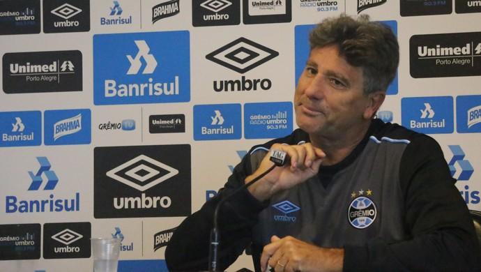 Renato Grêmio técnico (Foto: Beto Azambuja/GloboEsporte.com)