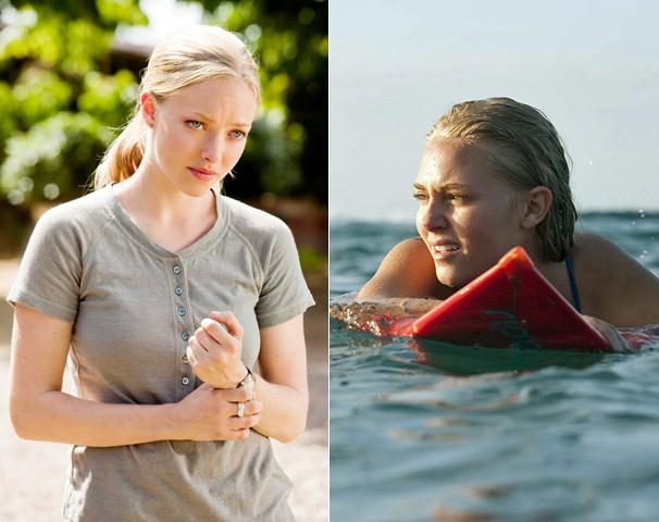 'Cartas para Julieta', com Amanda Seyfried, e 'Soul Surfer - Coragem de Viver', com Annasophia Robb, vêm aí no Cine Fã-Clube (Foto: Divulgação)