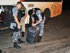 Polícia e Receita Federal apreendem produtos sem nota na BR-386, no RS