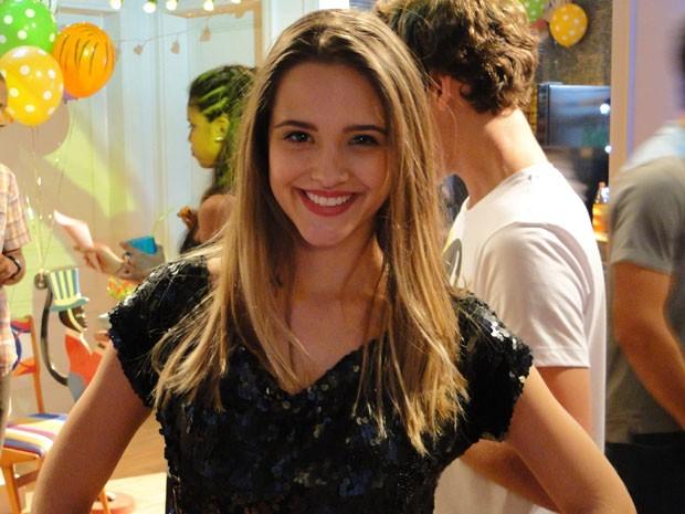 Juliana Paiva será a periguete Fatinha na nova temporada de Malhação (Foto: Malhação / Tv Globo)