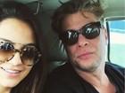 Sogra de Fábio Assunção apoia namoro do ator com Pally Siqueira