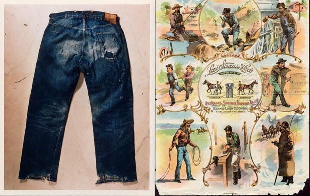 69d46354f7122 A história do jeans  501 da Levi s, um clássico que atravessou ...