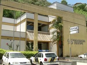 96ª Delegacia de Polícia, Miguel Pereira (Foto: Reprodução/TV Rio Sul)