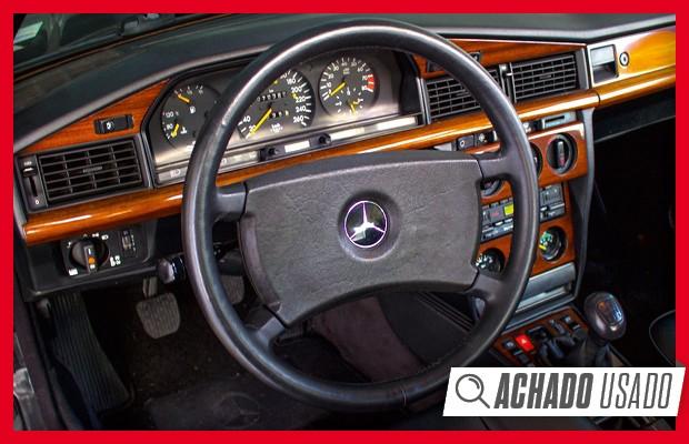 Achado Usado: Mercedes-Benz 190E 2.3-16 Cosworth (Foto: Reprodução)