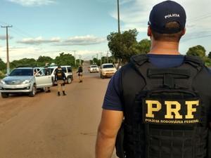 Ao todo, 21 pessoas foram detidas pela PRF durante a Operação Eleição 2016 (Foto: Nucom/PRF/Divulgação)