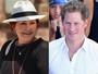 Climão! Príncipe Harry xinga Sharon Osbourne durante visita, diz jornal