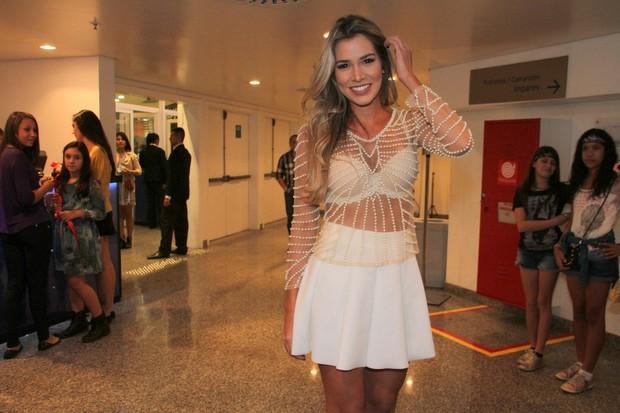 Ex-BBB Adriana (Foto: GRAÇA PAES/PHOTO RIO NEWS)