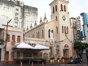 Igreja São Pedro;bahia (Foto: Reprodução/TV Bahia)
