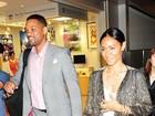Will Smith desembarca no Japão com a família