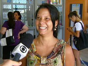 Vânia Ribeiro, Santa Bárbara d'Oeste, Mega-Sena (Foto: Toni Mendes/EPTV)