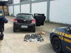 PRF recupera em Porto Alegre joias roubadas em Santa Catarina