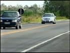 Acidente entre moto e carros deixa 2 mortos na BR-101, em Sooretama