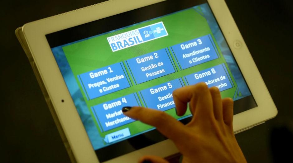 Game de franquias: opção educativa para smartphone e tablet (Foto: Divulgação/ASN)