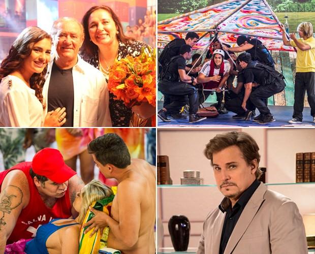Veja alguns momentos especiais do Divertics (Foto: TV Globo/Divertics)