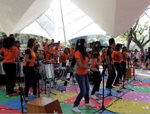 Parque na Zona Leste terá apresentações musicais e aulas de circo (Foto: Divulgação)