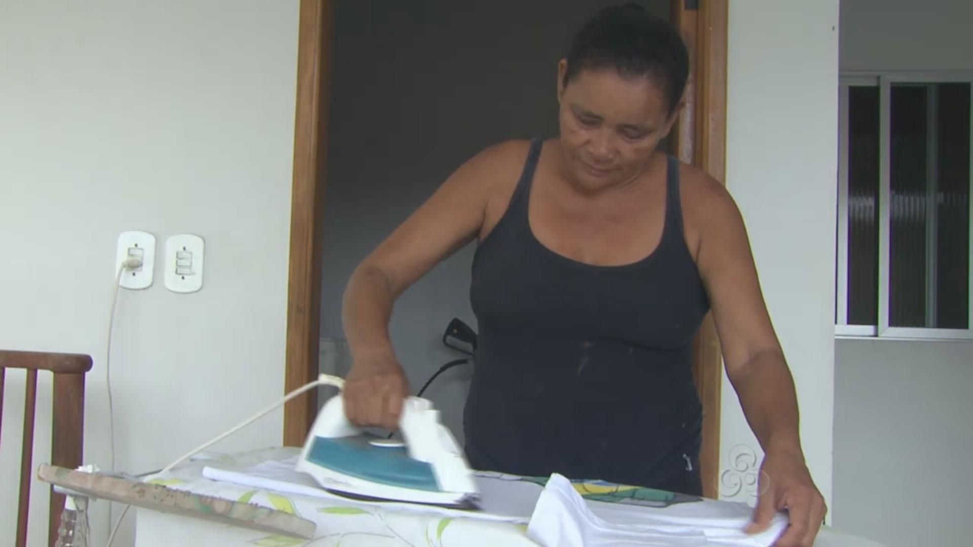 A proposta de emenda  dá aos empregados domésticos direitos previstos em Lei (Foto: Amazônia TV)