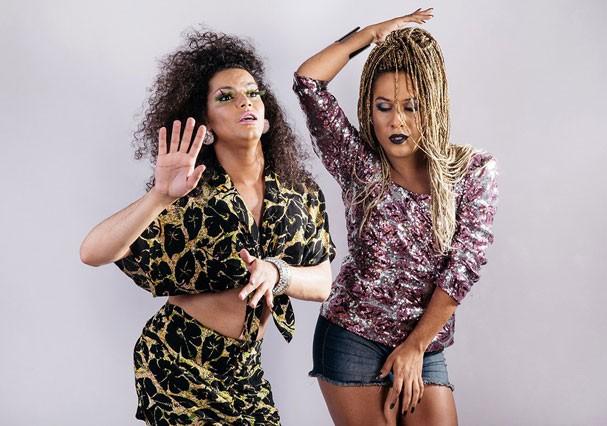 As Bahias Assucena Assucena e Raquel Virgínia (Foto: José de Holanda/Divulgação)