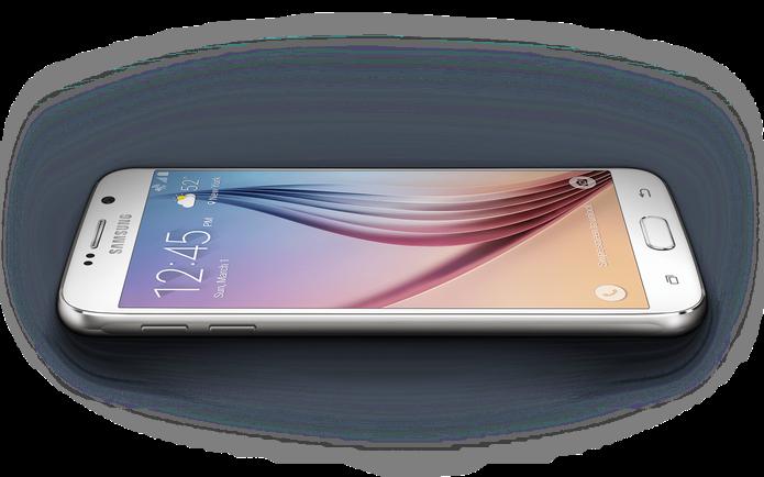 Samsumg Galaxy S6 (Foto: Divulgação/Samsung)