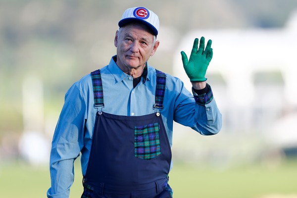 O ator Bill Murray (Foto: Getty Images)