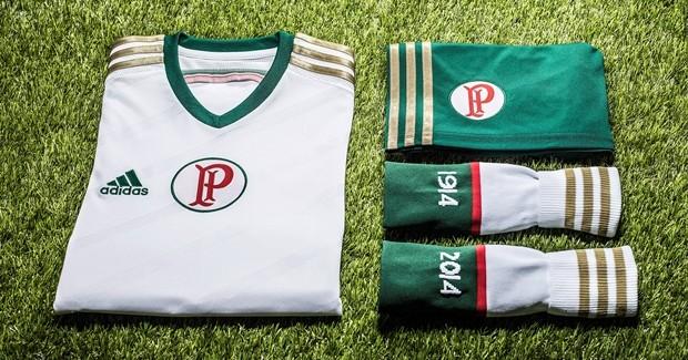 Novo uniforme do Palmeiras 413ee772e59a1