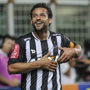 Fred gol Atlético-MG x Vitória (Foto: Bruno Cantini/ Flickr Atlético-MG)