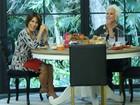 Gloria Pires sobre bordão 'Não estou disposta' de Beatriz: 'Nos divertimos'