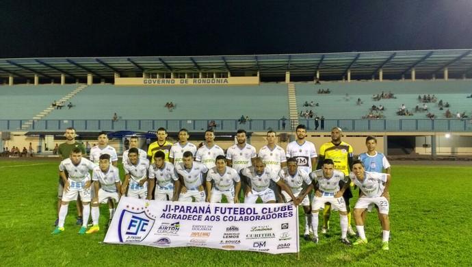 Ji-Paraná vence amistoso por 4 a 1 (Foto: Eder Marques/ Arquivo pessoal)