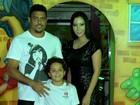 Ronaldo Fenômeno comemora aniversário de filho no Rio