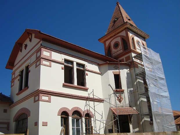 Revitalização Museu da Loucura Barbacena 2 (Foto: Museu Mariano Procópio/ Arquivo)