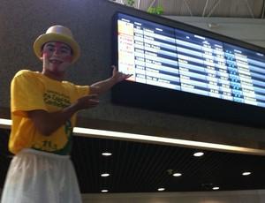 circo aeroporto (Foto: Roberto Leite)