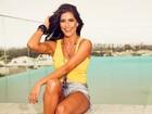Maria Joana diz em ensaio de moda: 'Fiz botox na axila para diminuir o suor'