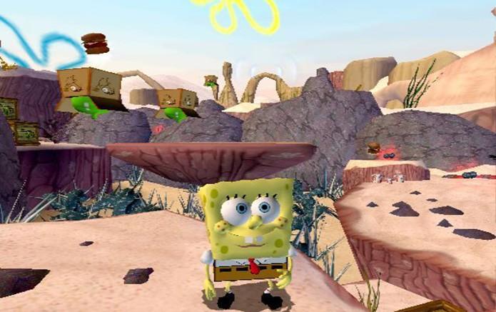 The SpongeBob SquarePants Movie (Foto: Divulgação)