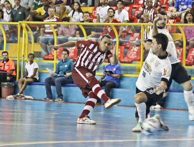 737bc6802e Dieguinho Fernando Orlândia Corinthians Liga Futsal (Foto  Márcio  Damião Divulgação)