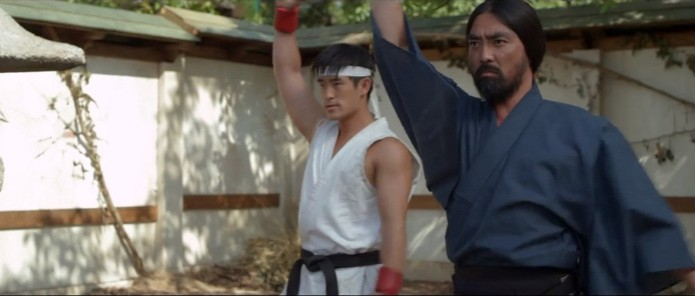 Novo trailer é centrado no personagem Ryu (Foto: Reprodução / Machinima) (Foto: Novo trailer é centrado no personagem Ryu (Foto: Reprodução / Machinima))