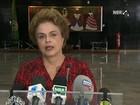 Lula terá os 'poderes necessários' para ajudar, afirma Dilma