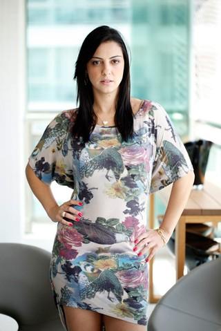 Daniela Cavalieri posa para o EGO (Foto: Marcos Serra Lima / EGO)