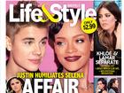Justin Bieber teria ficado com Rihanna, diz revista
