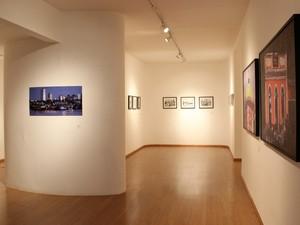 Galeria realiza exposições de arte, na maior parte, de cunho regional, com o intuito de resgatar a valorização das artes visuais da região (Foto: Jamile Alves/G1 AM)