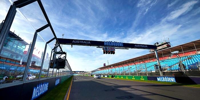 Albert Park, Melbourne - sede do GP da Austrália